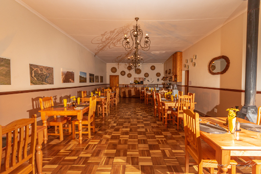 Resthaven Guesthouse Dining Room