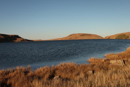 Mountain Lake Fly-Fishing
